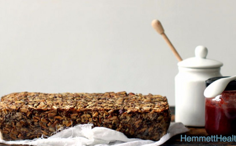 Hearty, Healthy Gluten Free Bread That Will Change Your Life