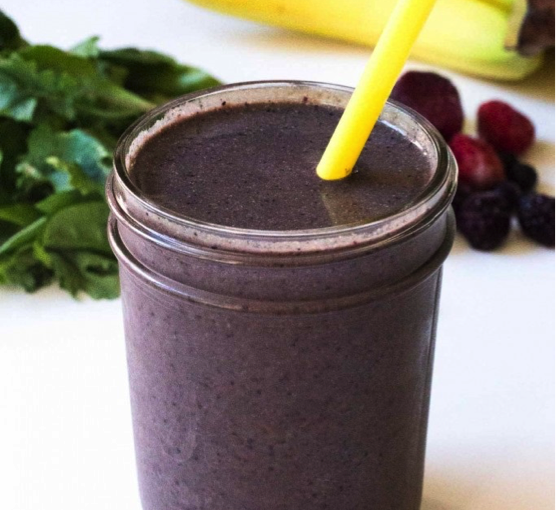 Ultimate Superfood Pregnancy Smoothie